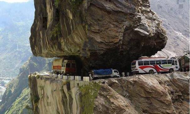 Indijos keliai