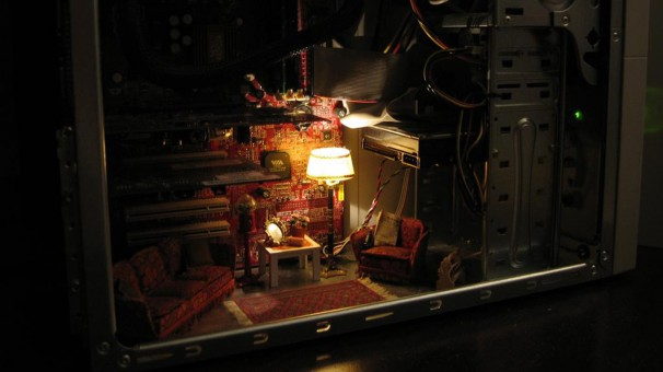 Kambarys kompiuteryje